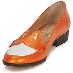 Kävelykengät Minna Parikka CARACAL Orange / White 350x350 Caracal, Marimekko, Women's Accessories, Designers, Loafers, Orange, Bags, Shoes, Style