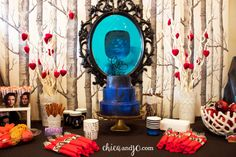 Once Upon a Time party ideas