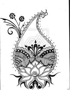 The Lotus by EclecticPhoenix.deviantart.com on @deviantART