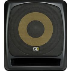 KRK 12s 225 Watts 12-Inch Powered Studio Subwoofer by KRK. $599.99. Pristine and transparent low frequency response for your studio! The KRK 12s Powered Studio Subwoofer is the perfect complement to KRK VXT series, KRK Rokit series, or any other 6-10 inch studio monitor. The KRK 12s sub extends the response of an existing monitor system so that the low-frequency portion of the mix can be engineered. The KRK 12s features the powerful accurate and low distortion ...
