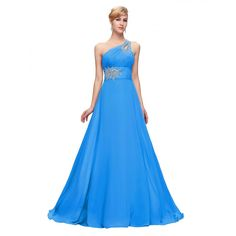 5ec13476a01e 46 najlepších obrázkov z nástenky Modré spoločenské šaty