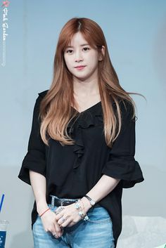 Apink Chorong South Korean Girls, Korean Girl Groups, Airport Style, Airport Fashion, Pink Panda, The Most Beautiful Girl, Casual Street Style, These Girls, Ulzzang Girl