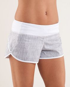 My next Lulu shorts... and maybe my abs, too.