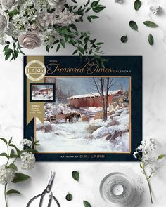 The Treasured Times 2020 Wall Calendar is decorated with monthly artwork depicting treasured moments of days past by D.R. Laird. LANG Wall Calendars feature monthly full color images, elegant linen embossed paper stock, and a brass grommet for hanging. Includes a bonus print that can be framed! Buy it online at calendarclub.ca Wall Calendars, Embossed Paper, Colour Images, Artwork Prints, Gallery Wall, Brass, In This Moment, Times, Elegant