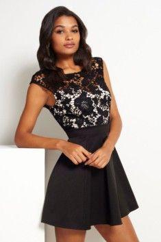 Krajkové šaty 2019   elegantní i sexy šaty a minišaty - skladem 0a96b8593d
