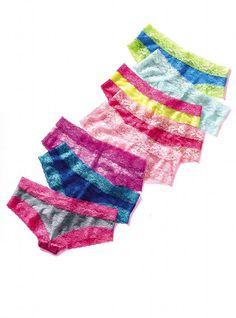 Lace Front Cheekster Panty - Victoria's Secret PINK - Victoria's Secret  - Medium