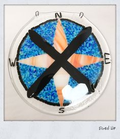 SPECIAL MESSAGE Opening on May 15 with Limited Seating LEARN MORE Pottery painting, glass fusion, mosaics and canvas painting. This is more than a craft or painting, it's a lasting experience. Paint Your Own Pottery, Pottery Painting, Compass, Fused Glass, Beautiful, Stained Glass