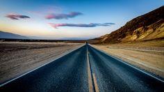 Preview wallpaper road, desert, marking 1920x1080