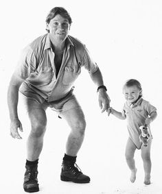 Steve Irwin Daughter Bindi Instagram | Steve Irwin's daughter is all grown up and following in her father's footsteps. #refinery29 http://www.refinery29.com/2015/06/88609/steve-irwin-daughter-bindi-instagram