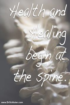 The structure and function of your spine is directly related to your health. When the nervous system is dysfunctional, your body can't operate the way it was meant to. That's where #chiropractic comes in. #GetAdjusted
