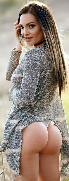 Baby Got Sweater # Hunter™