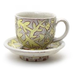 Shop: Cup and Saucer - The Clay Studio