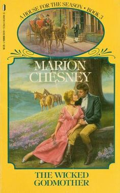 """Regency novels by Marion Chesney.  There are six in this particular series titled """"A House For The Season""""."""