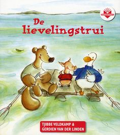De lievelingstrui – Wepboek naar het prentenboek van Tjibbe Veldkamp – Thema – MY WORLD Creative Book Covers, Vans Top, School Pictures, My Little Girl, Children's Book Illustration, Drawing For Kids, Pre School, Book Design, Winnie The Pooh