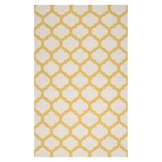 Z Gallerie - Casablanca Dhurrie Rug - Lemon. I need a Moroccan inspired rug for my living room Living Tv, My Living Room, Dhurrie Rugs, Shag Rugs, Textiles, Yellow Area Rugs, Up House, Modern Area Rugs, Home Decor Store