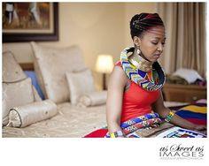 Landiwe and Malibongwe's Traditional Wedding with a Twist!