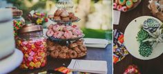 Sorry, did you say 'candy buffet'?  | Historic Cree Estate Palm Springs, CA