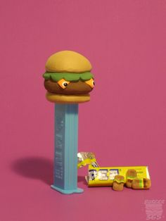 Burger Pez