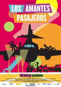 Los amantes pasajeros / I'm So Excited Pedro Almodóvar, 2013