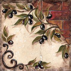 Vintage Images, Vintage Art, Stencil, Painted Wine Bottles, Fruit Art, Tole Painting, Letter Art, Painting Patterns, Art Studios