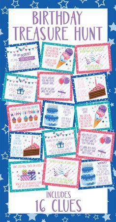 Birthday Activities, Birthday Party Games, 11th Birthday, Diy Birthday, Birthday Ideas, 16 Birthday Boys, Kids Birthday Surprises, Fun Birthday Gifts, Surprise Birthday