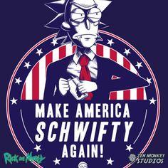 Rick Sanchez for president!!