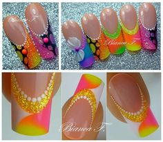 Nail design by Bianca F