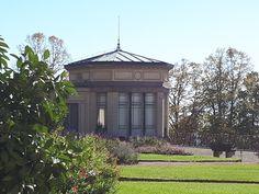 Il belvedere di Villa la Petraia