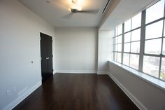 Large Master Bedroom in our 886 square foot Luxury Loft @10 Lafayette.