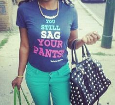 Check out the hot new T-shirt line for women. You Say It...Now Wear it! www.thatsallshewrote.co