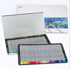 Marco Raffine Iron Boxed Assorted Professional Drawing Colored Pencils Set Oil Base Non-toxic Lead-free Sketches Painting Pencil Storage Case for Kids Adults (Iron Boxed 72 Colors) Cmidy http://www.amazon.com/dp/B01A8S47QG/ref=cm_sw_r_pi_dp_cNtVwb1QAG6JF
