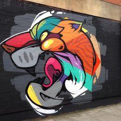 #DanLeo #streetart #Dublin #Ireland