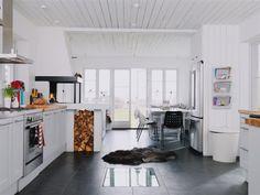 Un cocina amplia y luminosa / A wide Kitchen | DESDE MY VENTANA