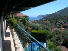 Villa con piscina - Alassio