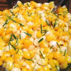 Jalapeño Creamed Corn...