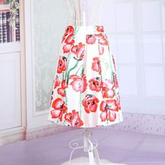 Bold Bright Blooms Skirts