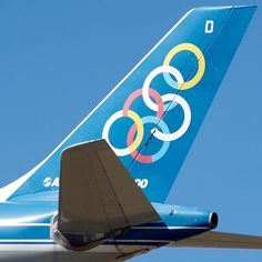 olympic airlines | livery_olympic-airlines Olympic Airlines, Airline Logo, Source Of Inspiration, Plane, Olympics, Greece, Aviation, Innovation, Aircraft