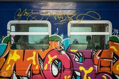 On The Train (Ferrovia Cumana Montesanto - Pozzuoli)