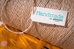 Amazon Launches a Maker Marketplace That Will Compete With Etsy - HANDMADE at Amazon
