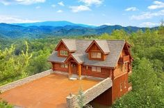 Tennessee Mountain Cabins, Gatlinburg Tennessee Cabins, Gatlinburg Cabin Rentals, Smoky Mountain Cabin Rentals, Smoky Mountains Cabins, Pigeon Forge Tn Cabins, Lofted Barn Cabin, Places To Rent, Cabins In The Woods