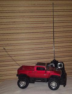 Hoffman Hummer H3TConcept 1:24 High Profile 27MHz Radio Controlled Model | eBay Hummer, Radio Control, Profile, Model, Toy, Concept, User Profile, Lobsters