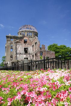 Atomic Bomb Dome, Hiroshima, Japan Hiroshima Japan, Beautiful World, Beautiful Places, Amazing Places, Japan Photo, Famous Places, Being In The World, Places Around The World, Viajes