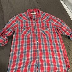 Denim&Supply by Ralph Lauren plaid shirt Men's Denim&Supply by Ralph Lauren plaid shirt in XXL. Great quality shirt. Very comfy and soft. Ralph Lauren Tops Button Down Shirts