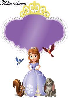 Fazendo a Propria Festa: Princesa Sofia