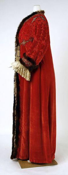 Evening coat 1902