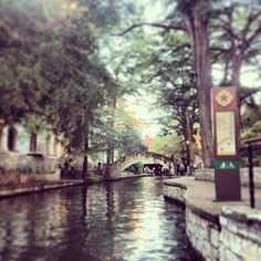 The Riverwalk is the center of entertainment downtown, with restaurants, shops, and museums, and boat tours.