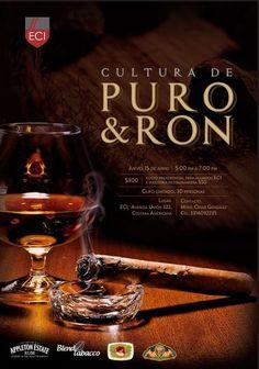 Cultura del Puro & Ron #Guadalajara | Curiosidades Gastronómicas