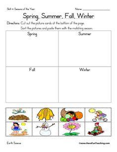 36 best teaching the seasons preschool images autumn activities kindergarten science. Black Bedroom Furniture Sets. Home Design Ideas