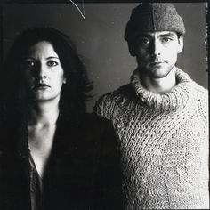 Marina & Ulay, 1980, Courtesy of Ulay & Marina Abramovic - Ulay