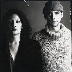 Marina & Ulay, 1980, Courtesy of Ulay & Marina Abramovic - Ulay